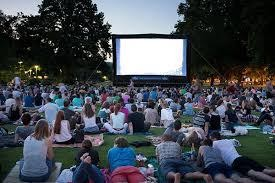 Schedule a of Outdoor Night Movies