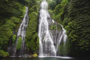 waterfalls in the bali