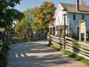 Pioneer Village in Black Creek