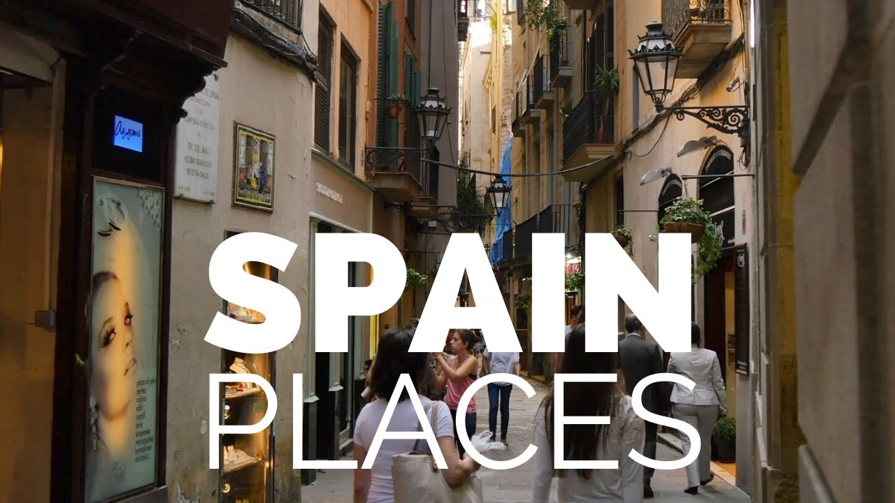 places in spanish