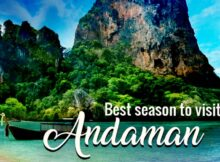 BEST TIME TO VISIT ANDAMAN